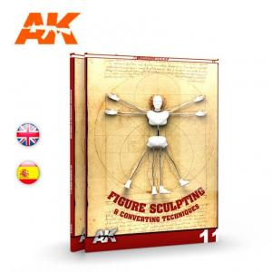 AK Interactive AK Learning 11 - Figure Sculpting