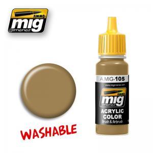 Ammo Mig Jimenez Washable Dust (RAL 8000)