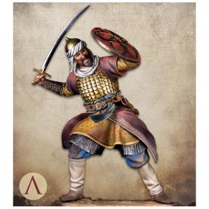 Scale75 SARACEN WARRIOR, 13TH CENTURY