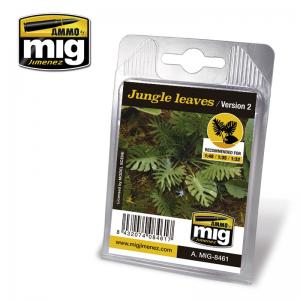 Ammo Mig Jimenez Jungle Leaves (version 2)