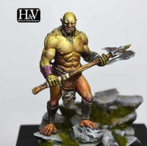 Heroes & Villains Vedrik Ore 54mm