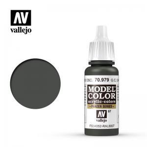 Vallejo Model Color 097 - German Camo Dark Green