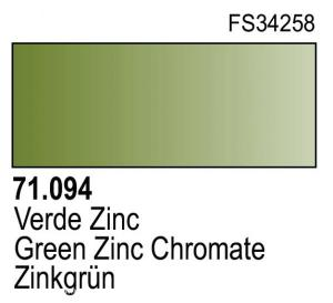 Vallejo Model Air 094 - Green Zinc Chromate