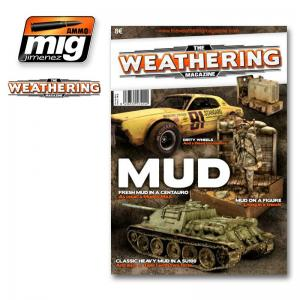 Ammo Mig Jimenez The Weathering Magazine #5, Mud