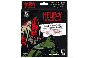 Vallejo Hellboy