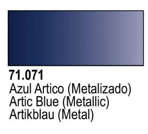 Vallejo Model Air 071 - Artic Blue Metal