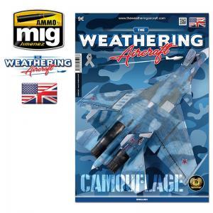Ammo Mig Jimenez The Weathering Aircraft, #6, Camouflage