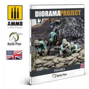 Ammo Mig Jimenez Diorama Projects 1.2 - Figures