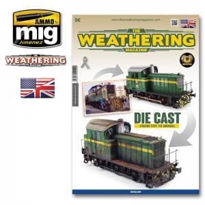 Ammo Mig Jimenez The Weathering Magazine #23, Diecast