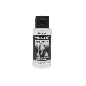 Vallejo Mecha Varnish, Gloss 60ml