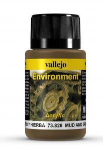 Vallejo Mud and Grass Effect 40 ml