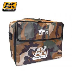 AK Interactive AFV SERIES OFFICIAL BAG