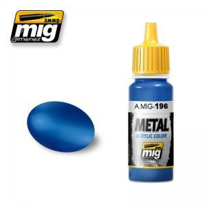 Ammo Mig Jimenez Warhead Metallic Blue
