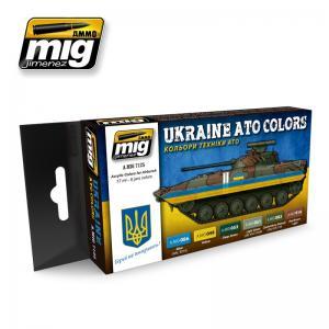 Ammo Mig Jimenez Ukraine ATO Colors