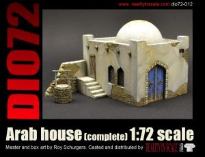 Reality in Scale Arab House (complete)