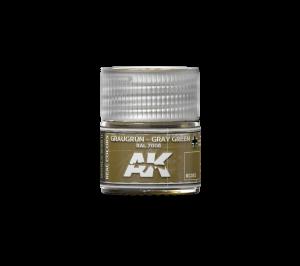 AK Interactive Graugrün-Gray Green RAL 7008 10ml