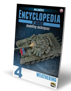 Ammo Mig Jimenez Encyclopedia of Armour Modelling Techniques Vol. 4 - Weathering