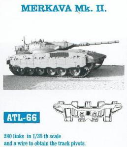 Friulmodel Merkava Mk.II - Track Links