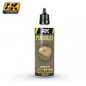 AK Interactive PUDDLES - 60ml (Acrylic)
