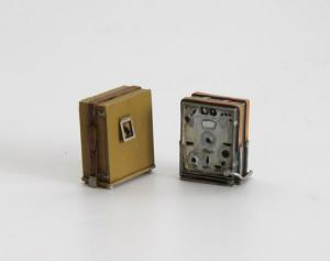 Plus Model German wireless station WWII with accumulator