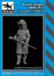 Black Dog British Sniper WWI no.1