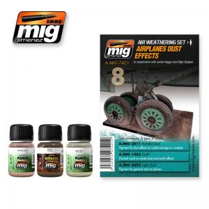 Ammo Mig Jimenez Airplanes Dust Effects