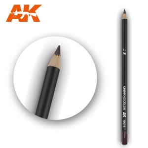 AK Interactive Watercolor Pencil Chipping Color