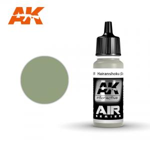AK Interactive Hairyokushoku (Grey-Green) 17ml