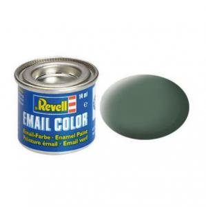 Revell Greenish grey, mat RAL 7009