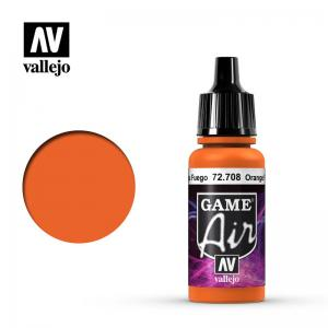 Vallejo Game Air - Orange Fire