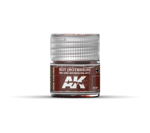 AK Interactive Rot (Rotbraun) Red Brown RAL 8012 10ml