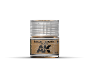 AK Interactive Braun-Brown RAL 8020 10ml