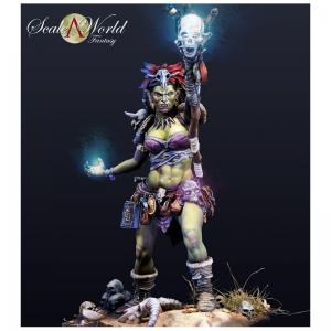 Scale75 ArRUJ´KA, THE SHAMAN ORC