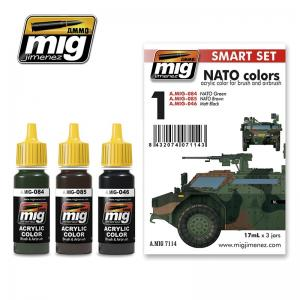 Ammo Mig Jimenez NATO Colors