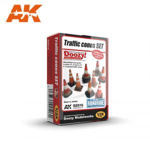 Doozy Modelworks TRAFIC CONES SET