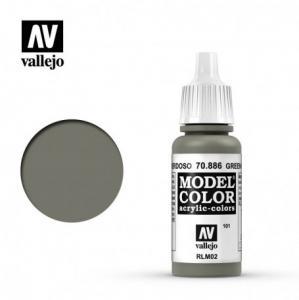 Vallejo Model Color 101 - Green Grey