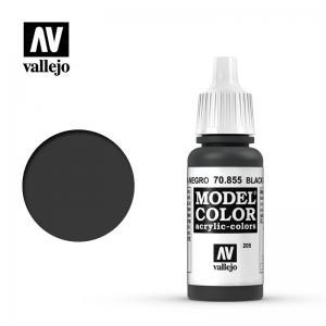 Vallejo Model Color 205 - Black Glaze