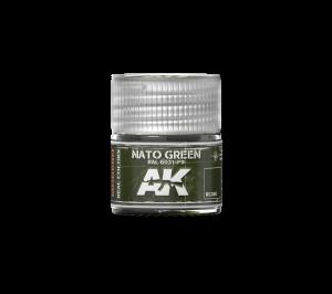 AK Interactive Nato Green RAL 6031 F9 10ml