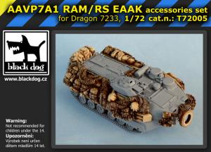 Black Dog AAVP7A1 RAM/RA EAAK - Accessories Set (DRA)