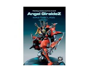 Vallejo Painting Miniatures from A to Z by Angel Giraldez (vol.1) incl. fig.