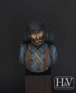Heroes & Villains 137e Regiment d'Infanterie Verdum 1916 1/12