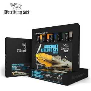 Abteilung 502 Aircraft Effects Set