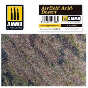 Ammo Mig Jimenez Airfield - Arid Desert
