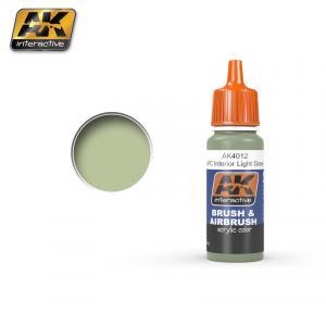 AK Interactive APC Interior Light Green 17ml