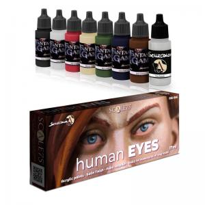 Scale75 HUMAN EYES
