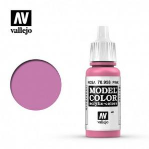 Vallejo Model Color 040 - Pink