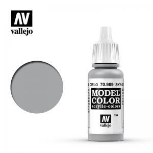 Vallejo Model Color 154 - Sky Grey
