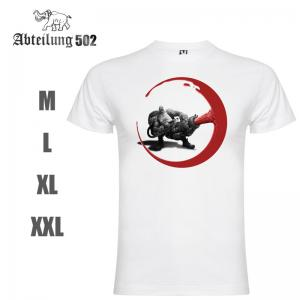 Abteilung 502 DAMAGED Magazine High Quality T-SHIRT (Boy) - M