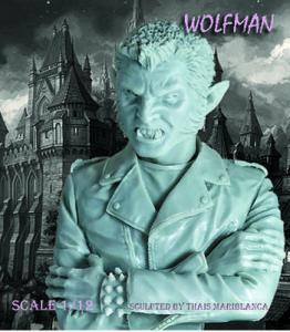 Heroes & Villains Wolfman 1/12