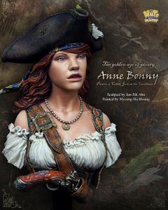 Nuts Planet Anne Bonny